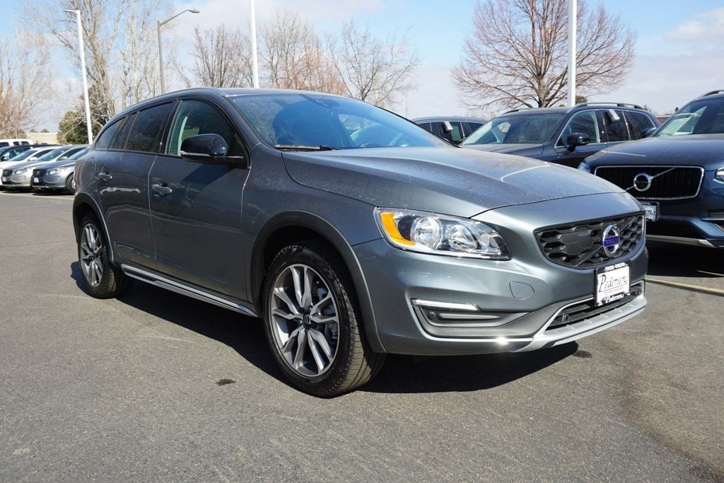 2018 Volvo V60 Cross Country T5 AWD Wagon K00140