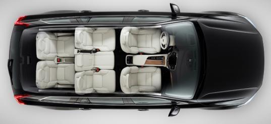 Xc90 Interior Details Pedersen Volvo