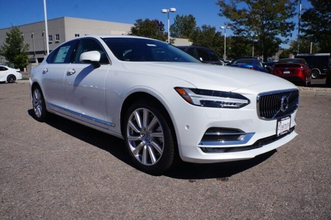 New 2018 Volvo S90 T6 AWD Inscription Sedan for sale/lease Fort Collins, CO