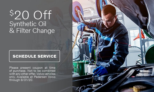 Synthetic Oil & Filter Change