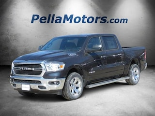 New 2019 Ram 1500 BIG HORN / LONE STAR CREW CAB 4X4 5'7 BOX Crew Cab For Sale Pella IA