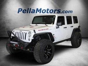 2015 Jeep Wrangler Unlimited Rubicon WAGON