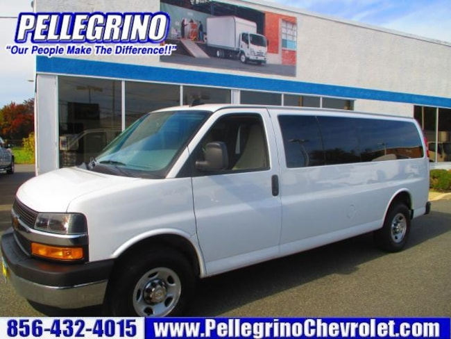 931e754198 Used 2018 Chevrolet Express 3500 For Sale at Pellegrino Auto Group ...