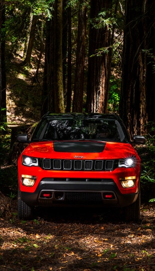 New 2018 Jeep Compass near Cherry Hill