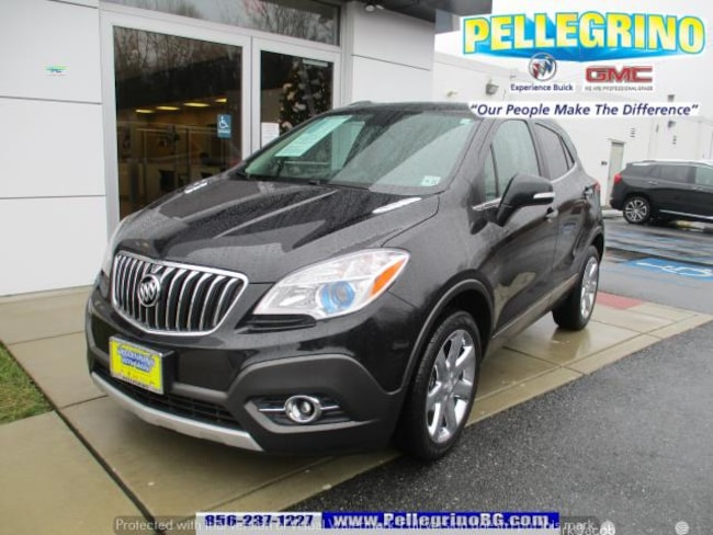 2016 Buick Encore FWD  Leather Sport Utility