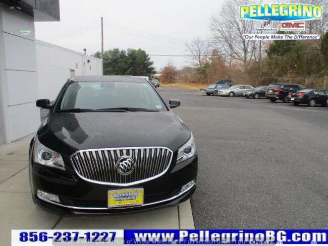 2016 Buick LaCrosse Sdn Sport Touring FWD Car