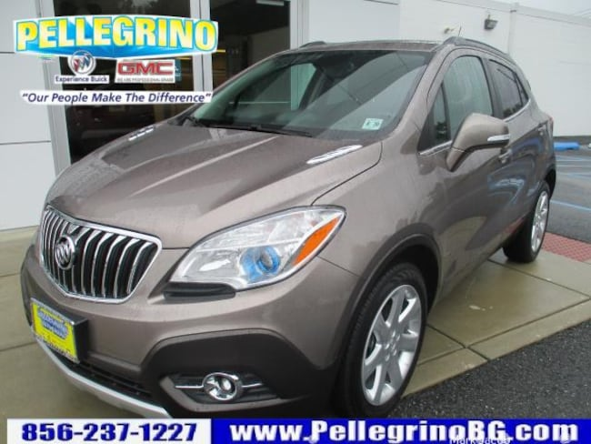 2015 Buick Encore FWD  Leather Sport Utility
