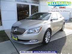 2016 Buick LaCrosse Sdn Leather FWD Car