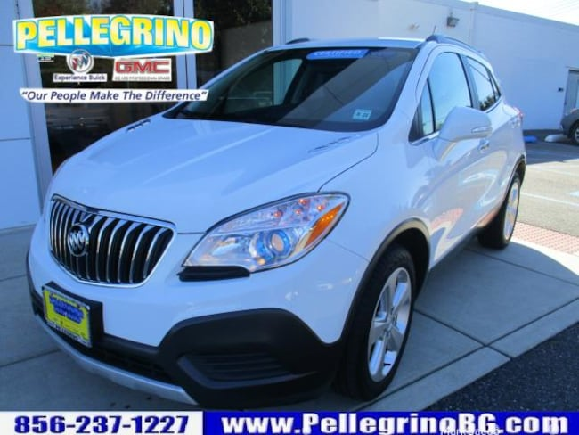 2016 Buick Encore FWD Sport Utility