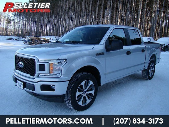 Pelletier Ford | Ford Dealership in Fort Kent ME