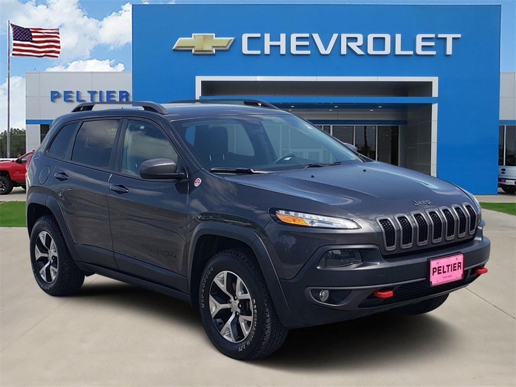 Used 2016 Jeep Cherokee For Sale At Peltier Kia Longview Vin 1c4pjmbs0gw167600