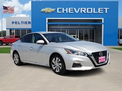 Used 2020 Nissan Altima 2.5 S Sedan for sale in Tyler, TX