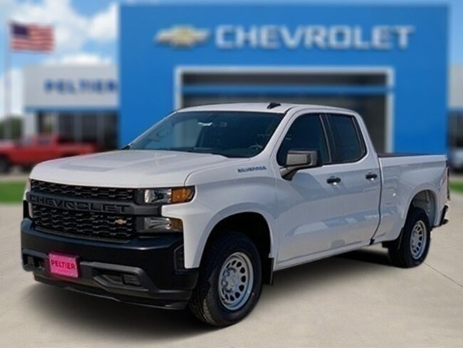 2019 Chevrolet Silverado 1500 WT Truck