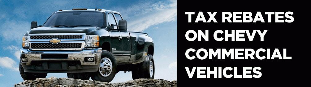 Peltier Tyler Tx >> Chevy Truck Tax Rebate   Peltier Chevrolet