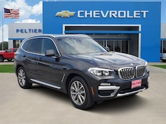 Used 2019 BMW X3 Sdrive30i SUV for sale in Tyler, TX
