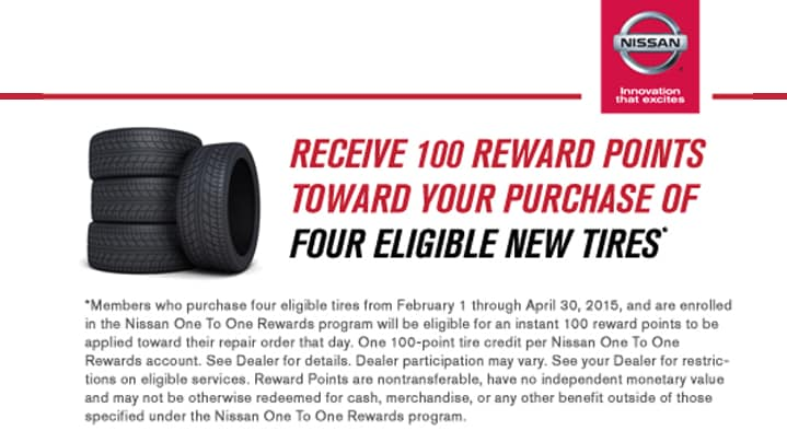 What Is The Nissan One To One Rewards Program?