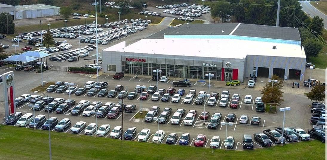 New and Used Nissan Dealership in Tyler, TX | Peltier Nissan