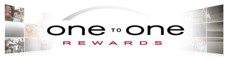 Attractive One To One Rewards