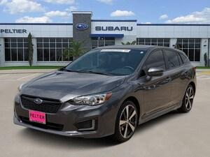 2018 Subaru Impreza 2.0i Sport