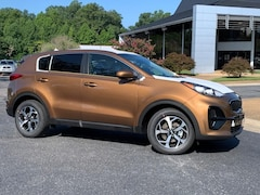 New 2021 Kia Sportage near Richmond, VA