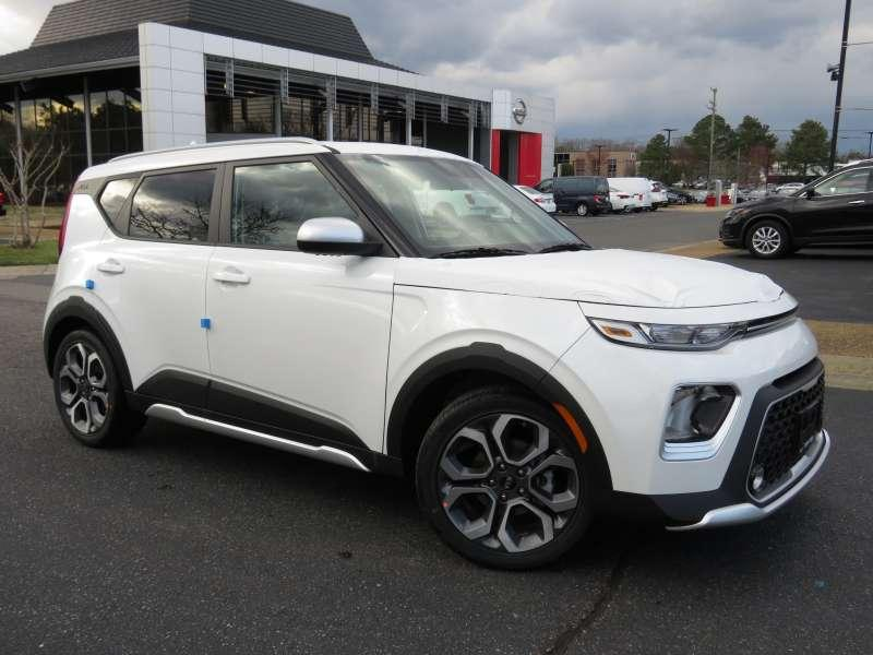 New 2020 Kia Soul X-Line Hatchback for Sale near Richmond, VA