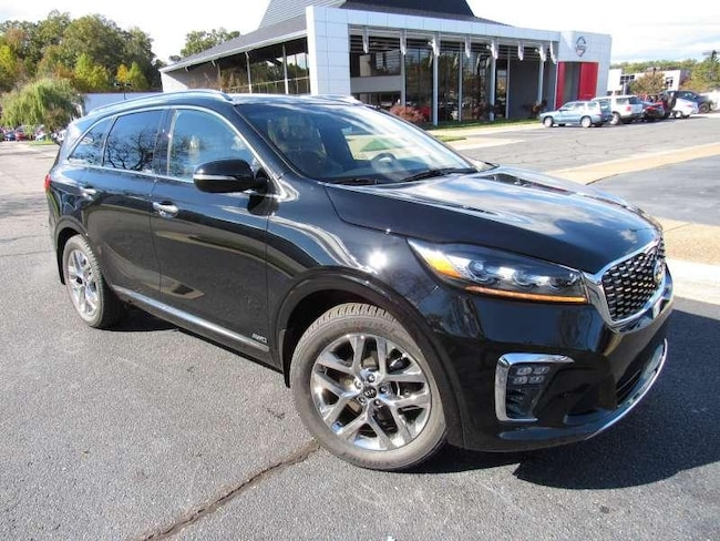 New 2019 Kia Sorento SX Limited V6 AWD SUV for sale/lease Midlothian, VA