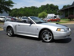 Bargain Used 1999 Ford Mustang GT Convertible for Sale in Midlothian near Richmond