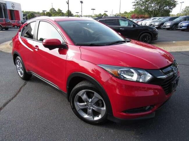 Used 2017 Honda HR-V EX-L + Leather + Sunroof + Navi SUV Richmond VA