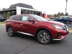 New 2019 Nissan Murano S Sport Utility near Richmond, VA