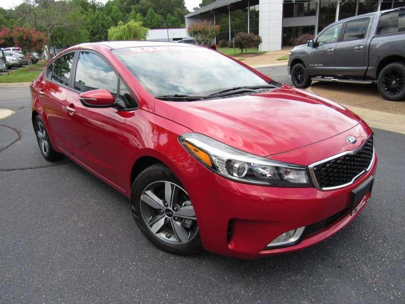 Used 2018 Kia Forte for sale near Richmond, VA