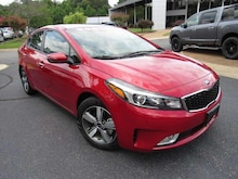 2018 Kia Forte S + Sunroof + Bluetooth 4 Door Sedan