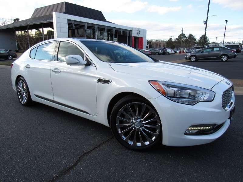 Used 2016 Kia K900 for sale near Richmond, VA