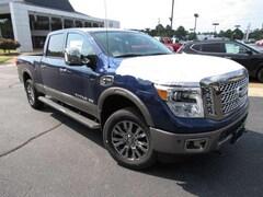 New 2018 Nissan Titan XD Platinum Reserve 4WD Truck Crew Cab near Richmond