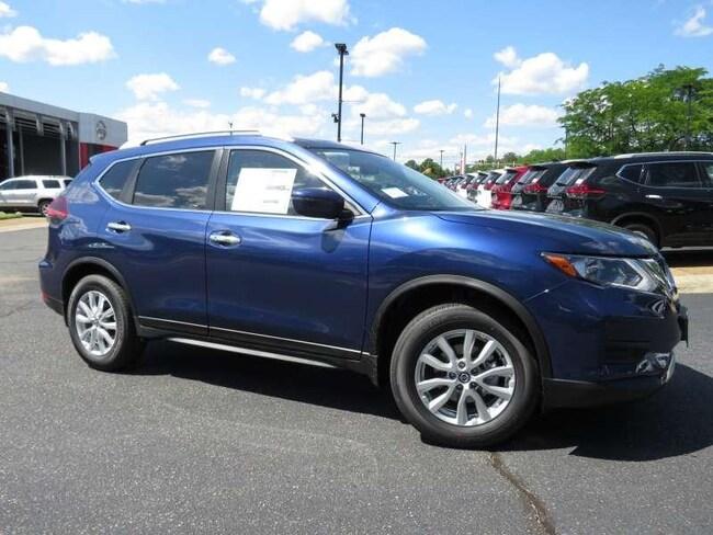 New 2019 Nissan Rogue SV SUV Richmond VA