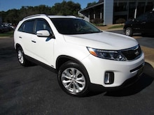 2014 Kia Sorento EX + AWD + Leather + Bluetooth + Camera SUV