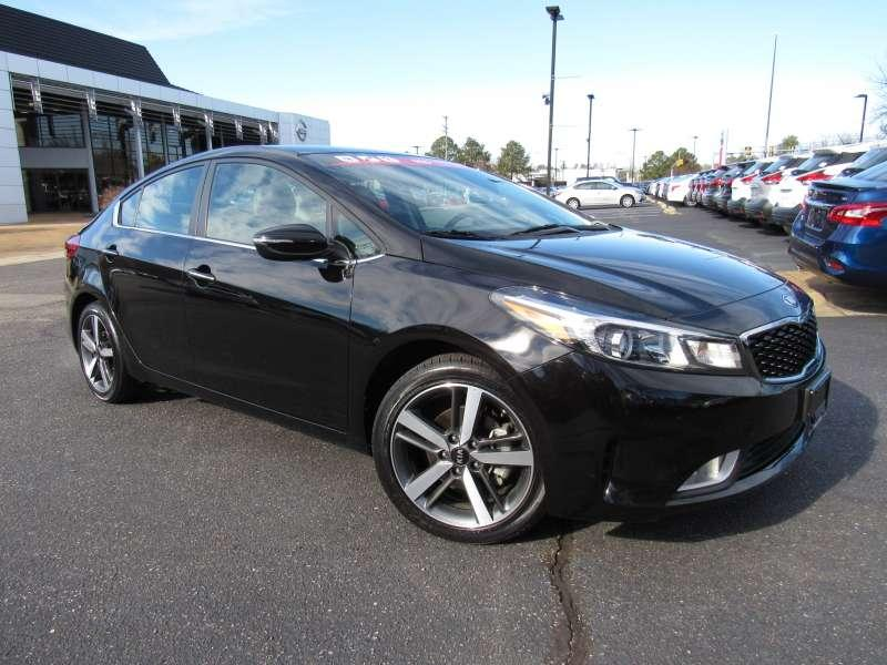 Used 2017 Kia Forte for sale near Richmond, VA