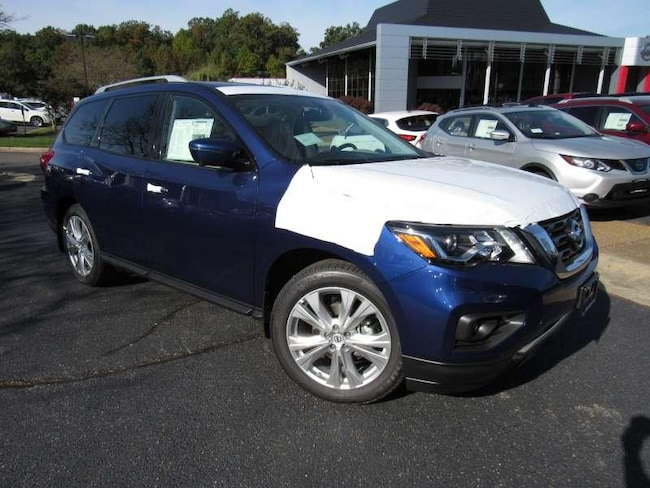 New 2019 Nissan Pathfinder SL SUV Richmond VA