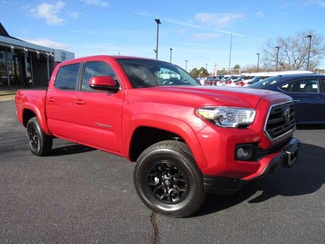Used 2019 Toyota Tacoma SR5 + 4WD + Bluetooth + Camera + Towing Truck 4 Door Cab Richmond VA
