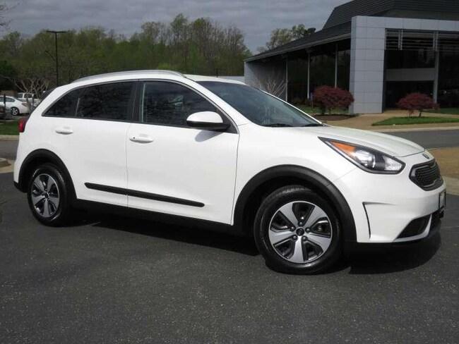 Certified Used 2018 Kia Niro LX + Hybrid + Camera + Bluetooth SUV near Richmond, VA
