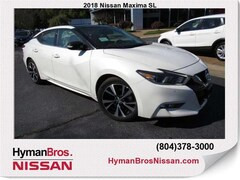 New 2018 Nissan Maxima SL Sedan near Richmond