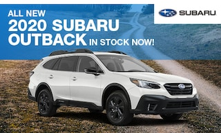 ALL NEW 2020 SUBARU OUTBACK IN STOCK NOW!