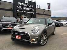 2018 MINI Cooper Clubman Cooper S AWD PANOROOF LEATHER Sedan