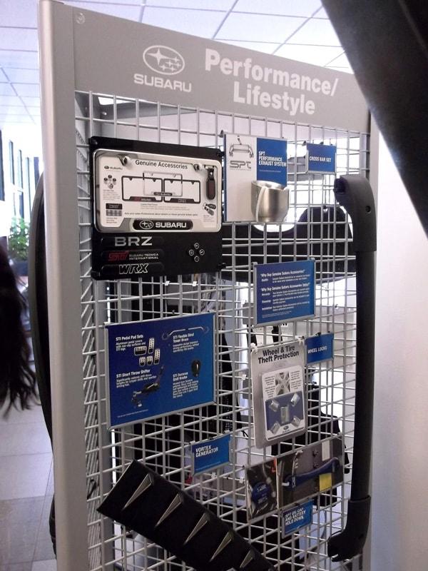Subaru Auto Parts and Accessories in Bremerton