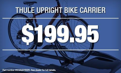 Thule Upright Bike Carrier