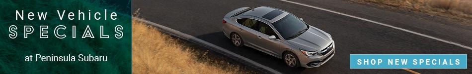 New Subaru Specials