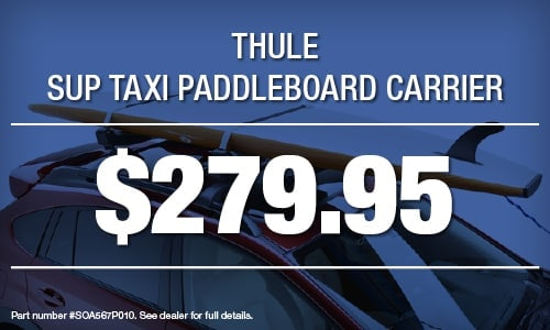 Thule Sup Taxi Paddleboard Carrier