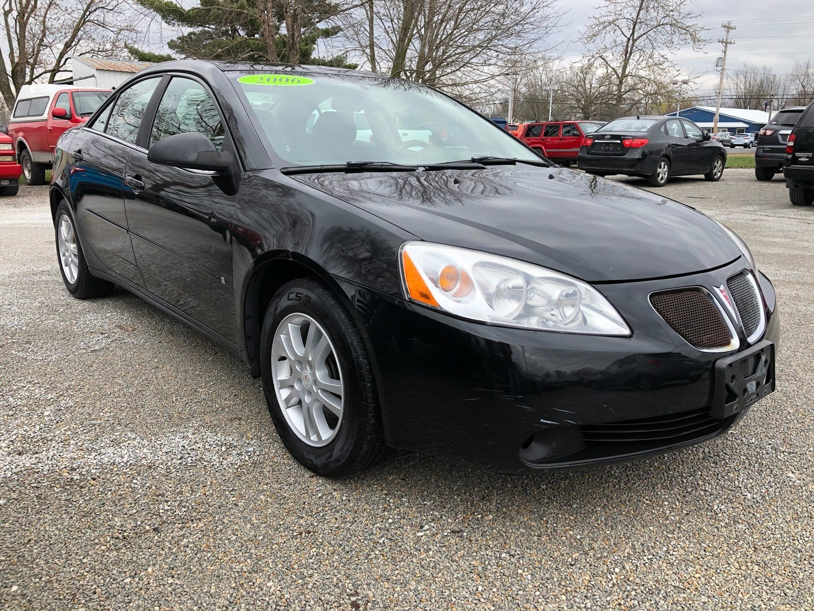 2006 Pontiac G6 6-Cyl Sedan