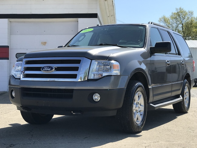 2011 Ford Expedition XL SUV
