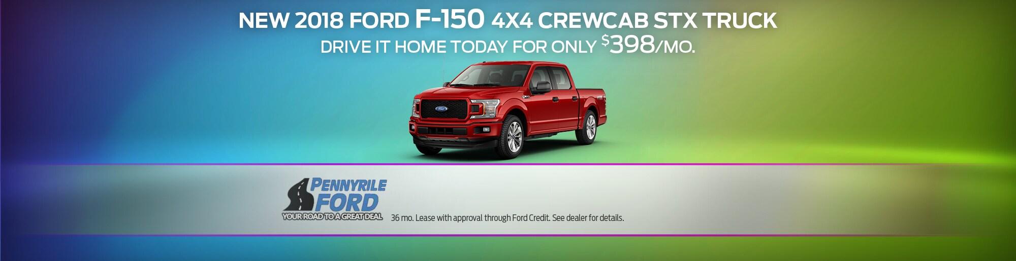 Pennyrile Ford | Ford Dealership in Hopkinsville KY