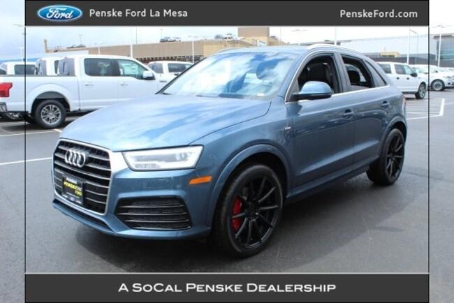 Used 2016 Audi Q3 2.0T Prestige SUV La Mesa CA